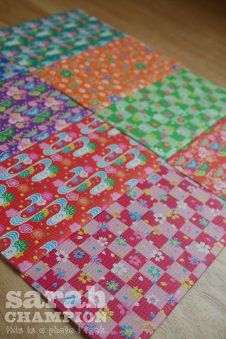 Origamipaper